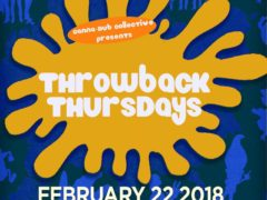 Throwback Thursdays Hosted by Glazed & Infuzed (DC) February 22 2018