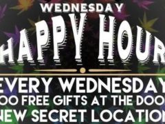 WEDNESDAY HAPPY HOUR!!! hosted by otpconcessionsdc (DC)