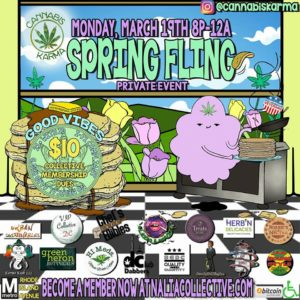 2nd Annual Spring Fling Hosted by Cannabis Karma