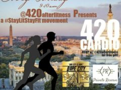 420 Cardio Sunday Presented by @420AfterFittness (DC) March 11 2018