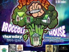 Appreciation Night @The BROCCOLI HOUSE Hosted By JusBlaze (DC) March 8 2018