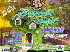 Appreciation Night@ The Broccoli House Presented by Jusblaze (DC) March 22 2018
