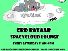 CBD Bazaar Spacycloud Lounge (DC) Saturdays