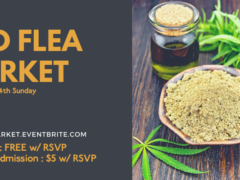 CBD Flea Market by District Hemp LLC (DC)