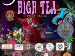 Good Vibes High Tea Hosted by Cannabis Karma (DC) March 26 2018