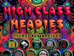 High Class Headies 10 Hosted by Terpy Solutions (DC) March 29 2018
