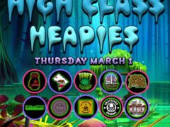 High Class Headies 6 Hosted by Terpy Solutions (DC) March 1 2018