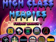 High Class Headies 7 Hosted by Terpy Solutions (DC) March 9 2018