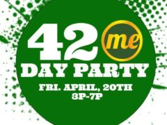 Mamajuana Edibles 420 Day Party (DC) April 20 2018