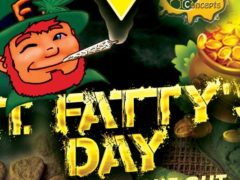 St Fattys Day Smoke Out by Trichome Honey Concepts (DC) March 16 2018