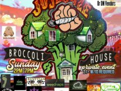 SundaySmokeOut@ The Broccoli House Hosted by Jusblaze (DC) March 11 2018