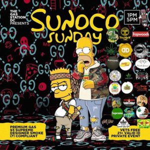 Sunoco Sunday by The Gas Station Dc (DC) March 11 2018