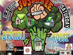 The Broccoli House Presented by Jusblaze (DC) March 17 2018