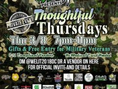 Welit presents Thoughtful Thursdays (DC) March 8 2018