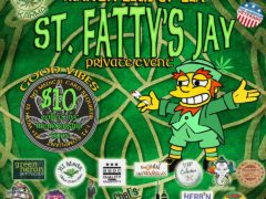 2nd Annual St. Fatty's Jay! hosted by Cannabis Karma (DC) March 12 2018