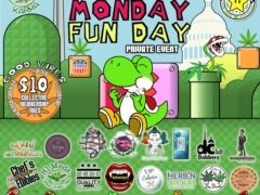 2nd Annual Monday Fun Day Hosted by Cannabis Karma (DC) May 7 2018
