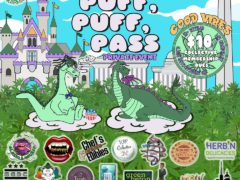 2nd Annual Puff Puff Pass Hosted by Cannabis Karma (DC) April 9 2018