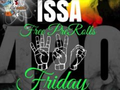 420 Friday Hosted by IssaSnack Edibles (DC) Fridays
