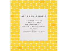 ART & EDIBLE WORLD (DC) April 14 2018