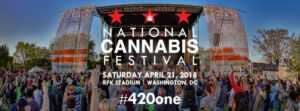Come out of the CannaCloset w/ GI Mary Jane at National Cannabis Festival (DC) April 22 2018