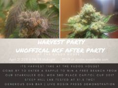 Harvest House Party Hosted by Joint Meditations (DC) April 21 2018