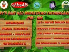 Fry'd Daze 420 Marketplace Extravaganza (DC) April 20 2018
