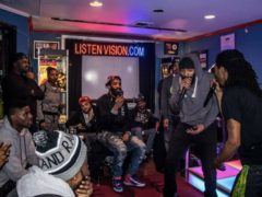 Kurupt's Moonrocks presents Freestyle Fridays at Listen Vision Recording Studios (DC)