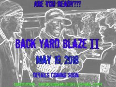 Lifted IQ @ Backyard Blaze II Hosted by Lifted InQuiries (DC) May 19 2018