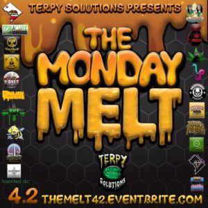 Monday Melt 4-2 Hosted by Terpy Solutions (DC) April 2 2018