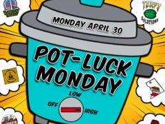 Monday Potluck 2 by Terpy Solutions (DC) April 30 2018