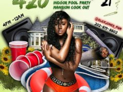 PartyboyzDMV presents 420 Hangover Mansion (DC) April 21 2018