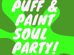 Puff & Paint DC Style by Joint Meditations (DC)