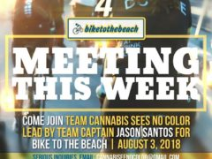 Team Cannabis Sees No Color Meeting (DC) April 25 2018