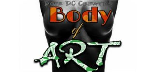 Body of Art: Nude Sip 'N Paint Series by Dope DC Creates©️ (DC)