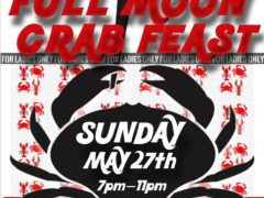Full Moon Crab Feast by The Green Maidens (DC) May 27 2018