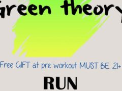 Green Theory DMV Cardio Sesh (DC) Mary 13 2018