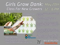 Gurlz Grow Dank Hosted by Gurlz Grow Dank (DC) May 20 2018