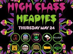 High Class Headies 17 by Terpy Solutions (DC) May 24 2018