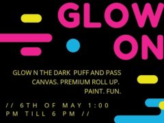 Joint Meditations presents Get Your Glow On (DC) May 6 2018