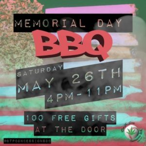MEMORIAL DAY BBQ!!!! AN I71 compliant! by otpconcessionsdc (DC) May 26 2018