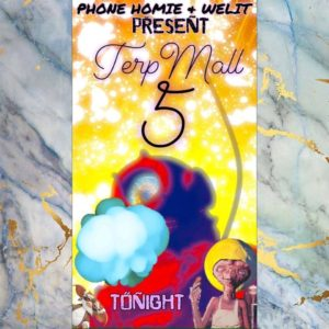 PHONEHOMIE & @WELIT18 #PRESENT #TERPMALL5 (DC) May 11 2018