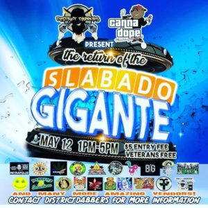 Slabado Gigante (DC) May 12 2018
