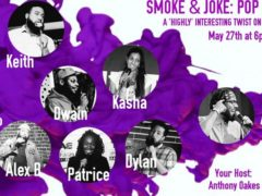 Smoke & Joke: Pop Up Edition (DC) May 27 2018