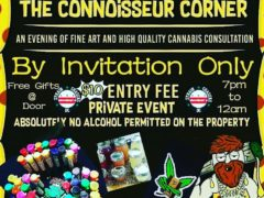 Strain Chasers presents The Connoisseur Corner (DC) May 12 2018