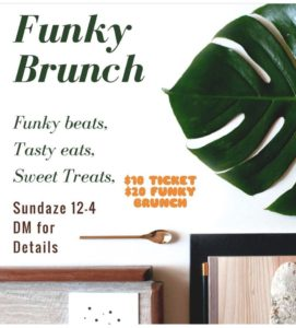 Tree House Club DC Presents: Funky Brunch by Herbaceous DC (DC) May 13 2018