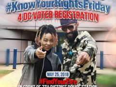 We Baked & DC Scroger present #KnowYourRightsFriday (DC) May 25 2018