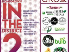 WomenGrow DC present Homegrown in the District 2 (DC) May 20 2018