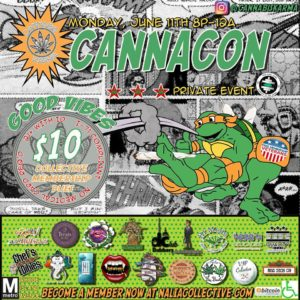2nd Annual CannaCon Hosted by Cannabis Karma (DC) June 11 2018