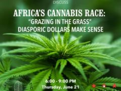 Africa's Cannabis Race: Diasporic Dollars Make Sense (DC) June 21 2018