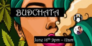 BUDCHATA: Elevated Latin Dance by Frida's Kitchen (DC) June 16 2018